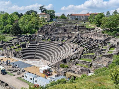 Theatres Romains de Lyon